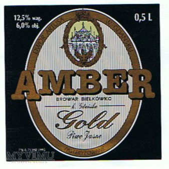 amber gold