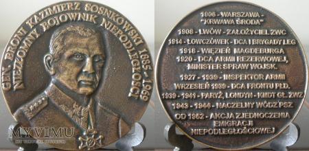 091. Generał broni Kazimierz Sosnkowski