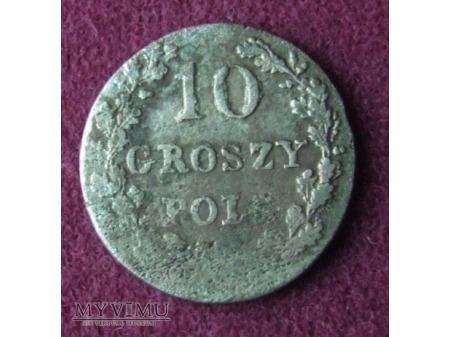10 groszy 1831 r.