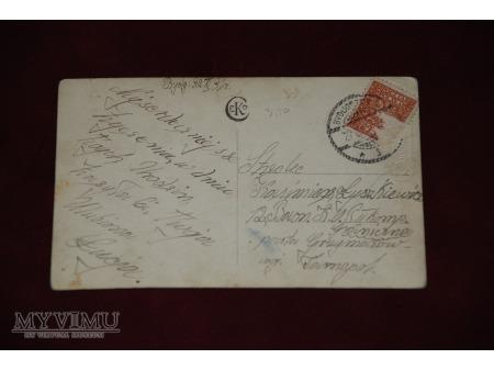 Karta pocztowa - urodzinowa