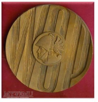 Medal Pamiątkowy WOP brązowy
