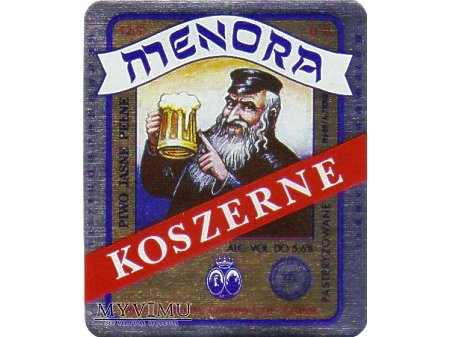 Etykieta KOSHER 10