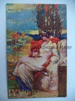 Sen życia R.Kominek pinx . malarstwo