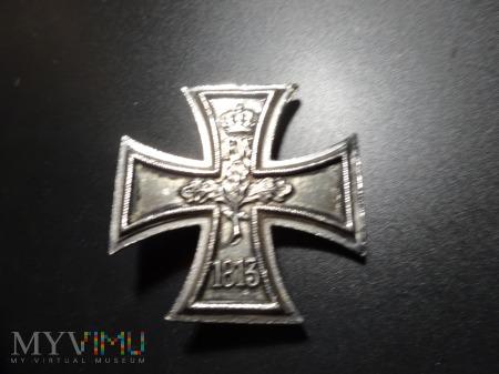 Żelazny Krzyż I wojna - orginał ?