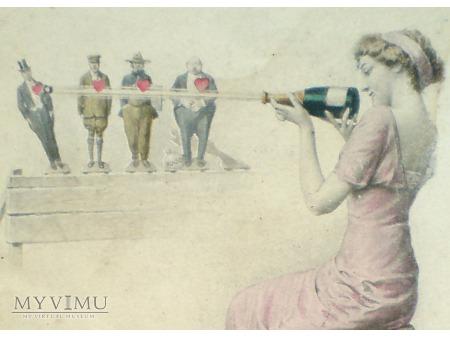 c.1920 czasy się zmieniają ale ludzie nie..kobiety