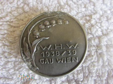 Przebiśnieg-Schneeglockchen- odznaka WHW