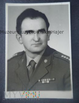 Zdjęcie oficera LWP