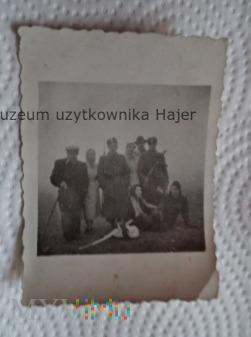 Żołnierze LWP z PPS wz.1943/52 oraz Mosin