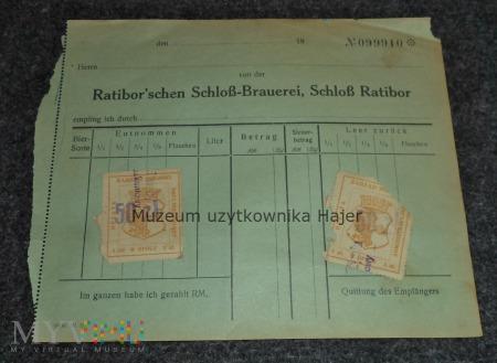 Browar Racibórz Brauerei Ratibor