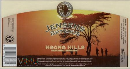 Jensens, Ngong Hills