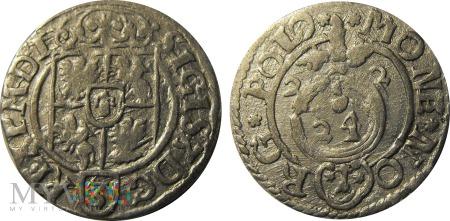 Półtorak 1622 Bydgoszcz - rzadki