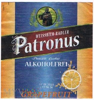 patronus alkoholfrei grapefruit