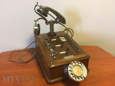 biurkowa centralka telefoniczna Thomson&Houston