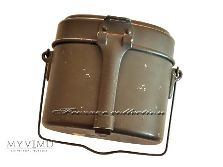 Menażka aluminiowa SMM 40