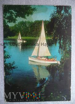 Duże zdjęcie POJEZIERZE MAZURSKIE Jezioro Nidzkie