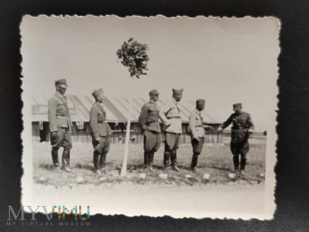 Oficer II RP - szabla dla Pana Pułkownika 1938r.