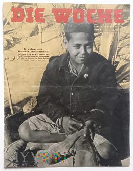 Die Woche - 24.02.1943 - nr 8