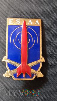 Odznaka Szkoły Artylerii Przeciwlo - Francja