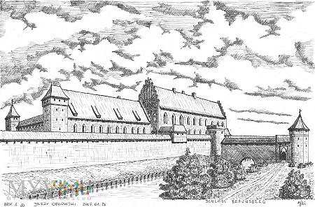 Zamek biskupi Kapituły Warmińskiej w Braniewie