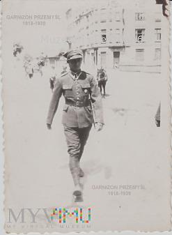 Kapral 38 ppSL ?. Przemyśl 27 III 1938 r.
