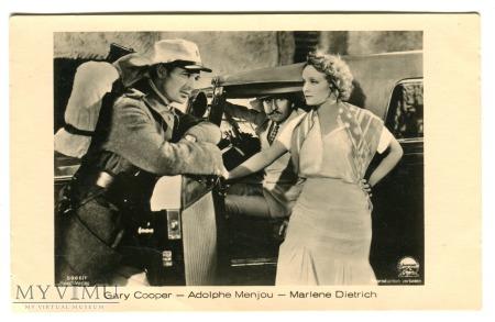 Marlene Dietrich Verlag ROSS 5966/1