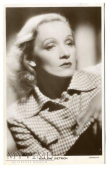 Duże zdjęcie Marlene Dietrich Picturegoer nr 1162a