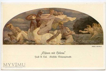 prof. Georgi - Faust - Chiron i Helena