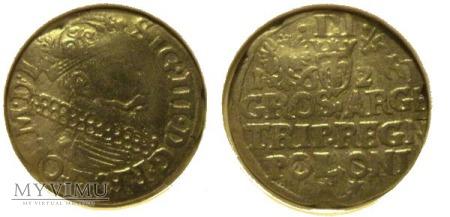 Trojak Zygmunt III Waza I 1621