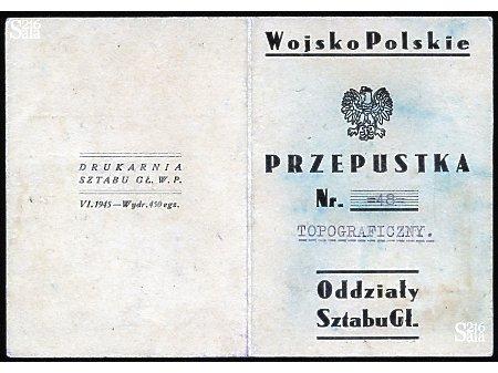 Podpułkownik Włodzimierz Oniszczyk - dokumenty - 2