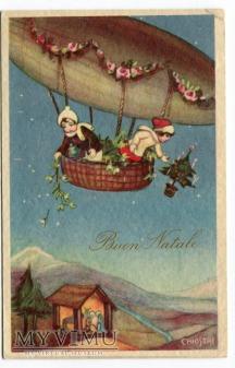 Sofia Chiostri Święta w Balonie Laurana Fiume
