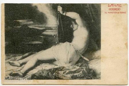 Duże zdjęcie Veronese - Danae