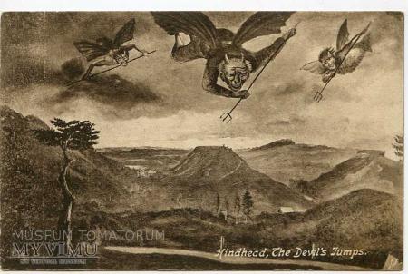 Duże zdjęcie Hindhead, Nalot diabłów