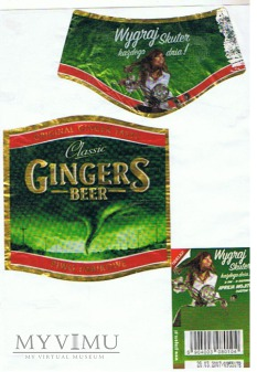 gingers beer classic