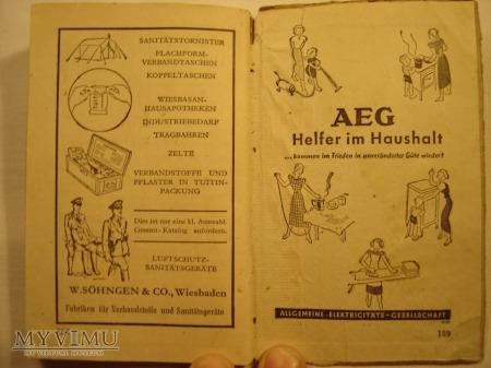 Kalendarzyk DRK na 1943