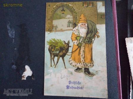kartka świąteczna Tuchola