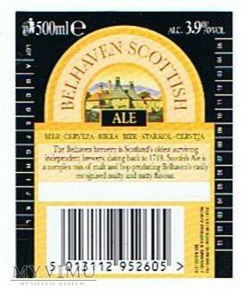BELHAVEN - scottish ale