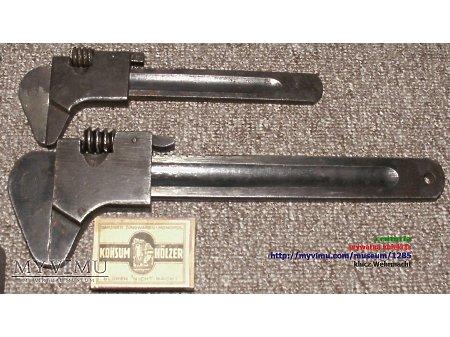 klucz mauser mniejszy
