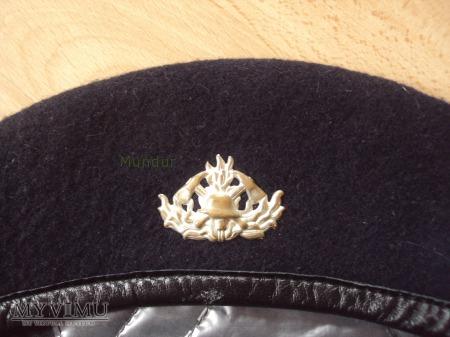 Niemiecki beret strażacki