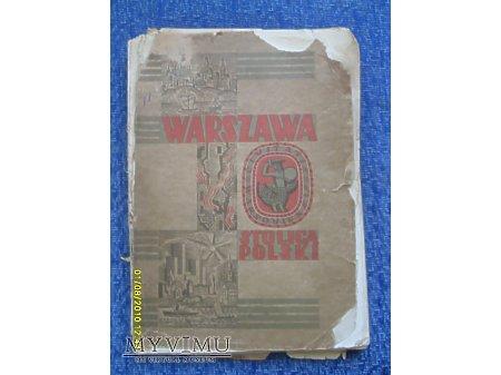 """''Warszawa Stolica Polski""""[I]."""