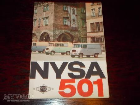 Prospekt NYSA 501