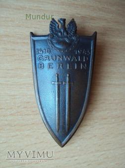 Odznaka Grunwaldzka - Z. Markowski