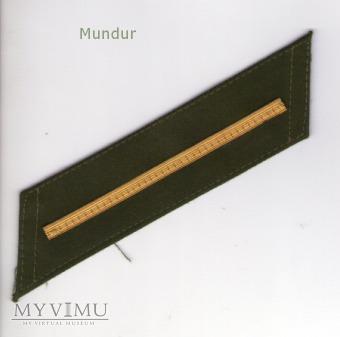 Szwecja - oznaki przeszkolenia wojskowego