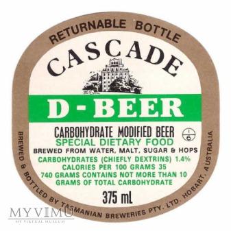 Cascade, D-beer