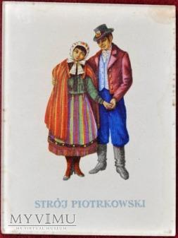 strój piotrkowski