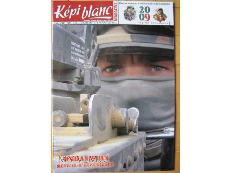 Kepi Blanc 88