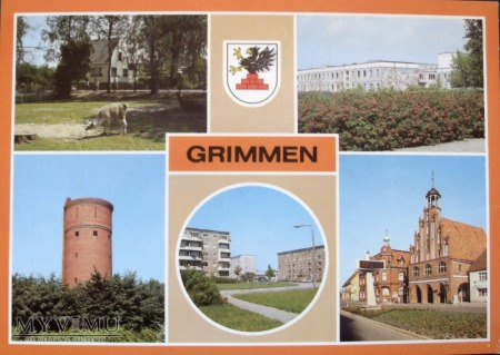 Grimmen- 1987 r.