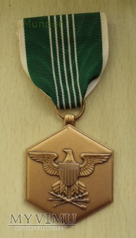 US Army Commendation Medal
