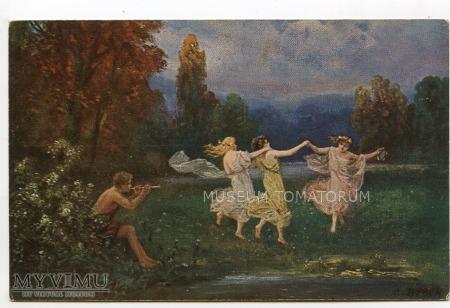 Taniec nimf