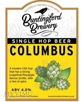 buntingford brewery - columbus