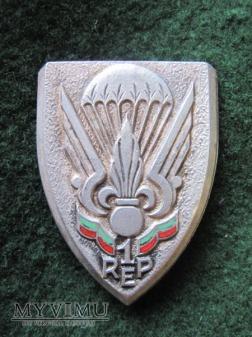 1° régiment étranger de parachutistes -Courtois